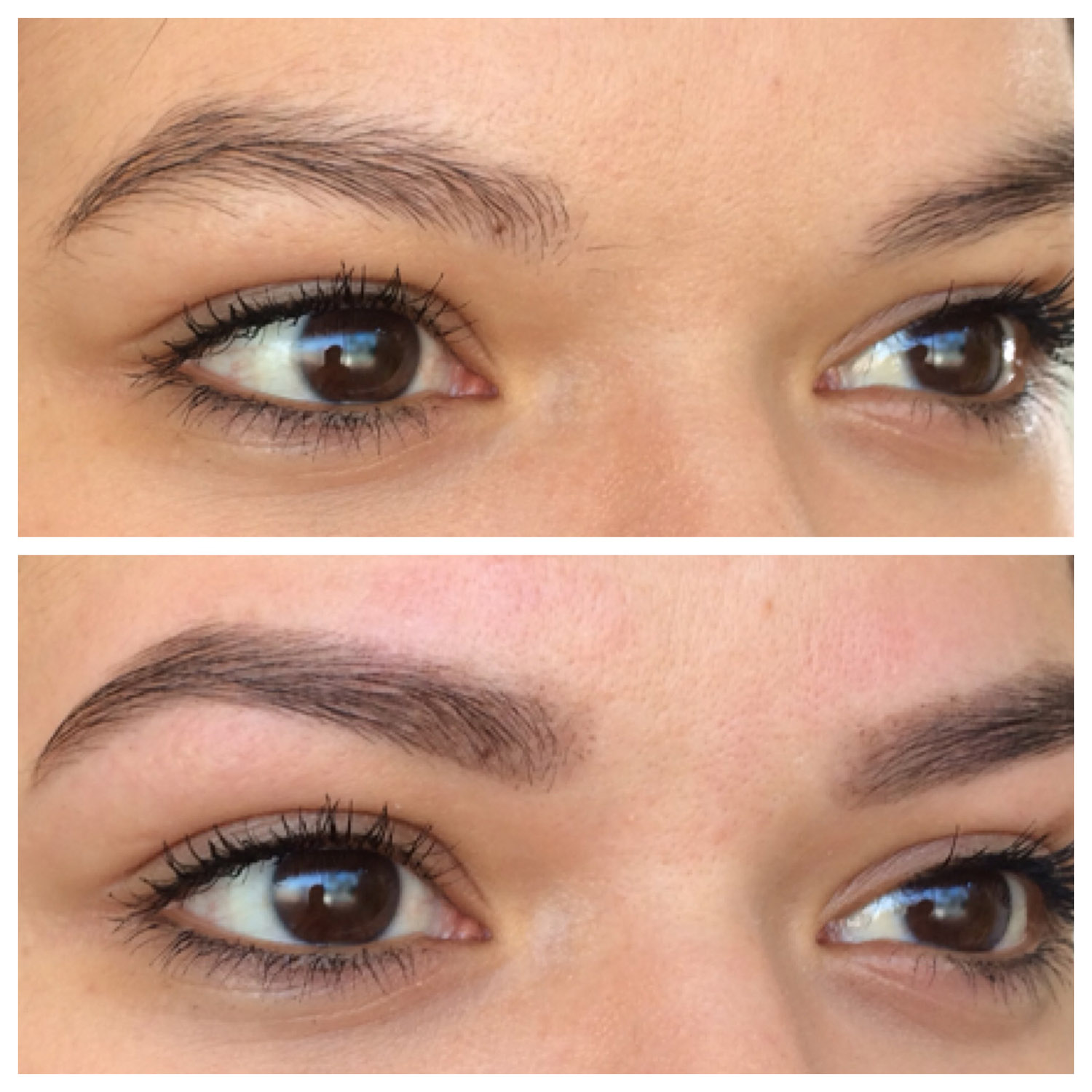 Perth Eyebrow Makeovers Brow Styling Images | Eyebrows by Ainslie