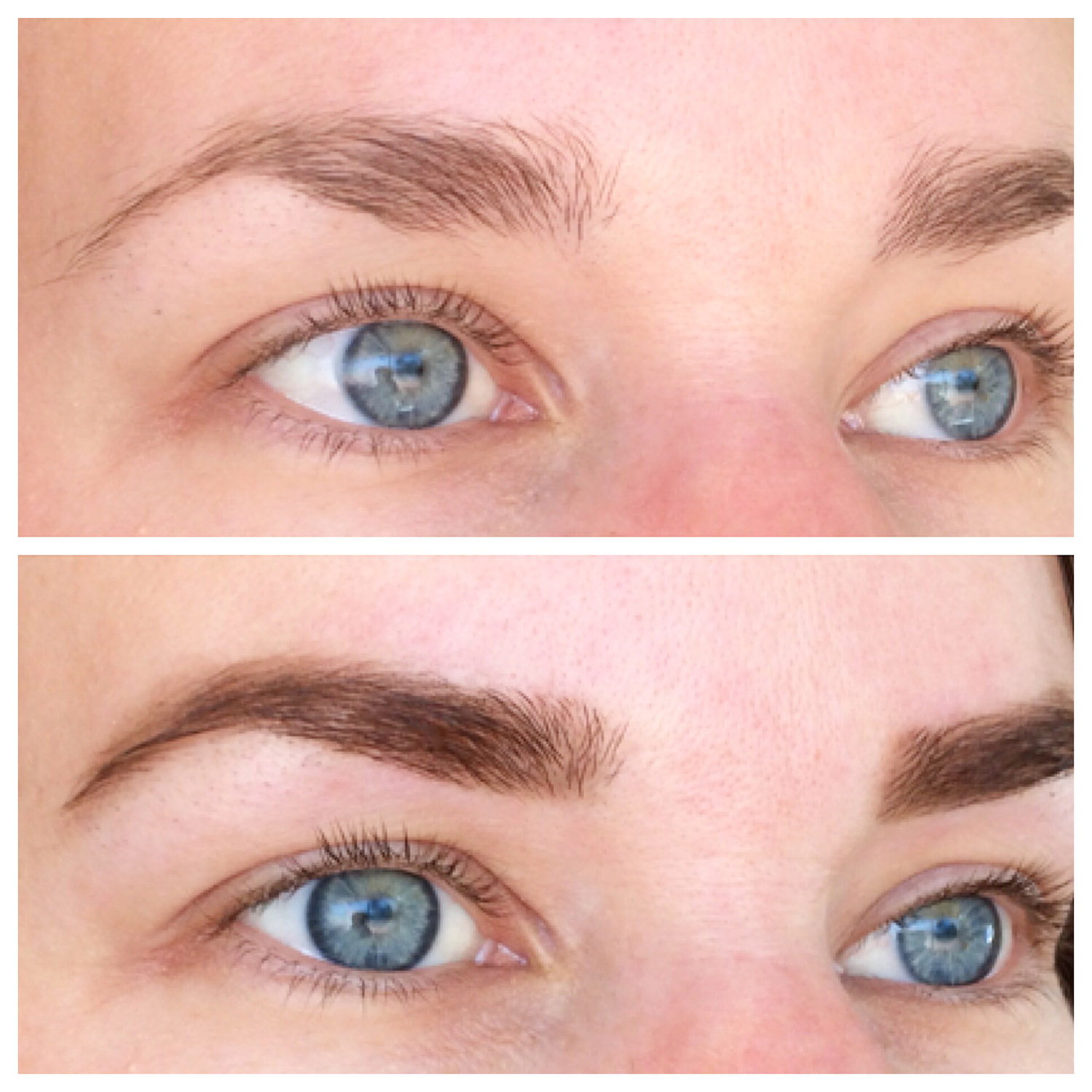 Perth Eyebrow Makeovers Brow Tattooing Images Eyebrows By Ainslie